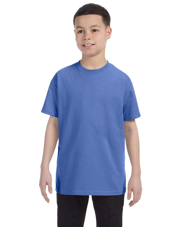 Hanes Youth 6.1 Oz. Tagless® T-Shirt
