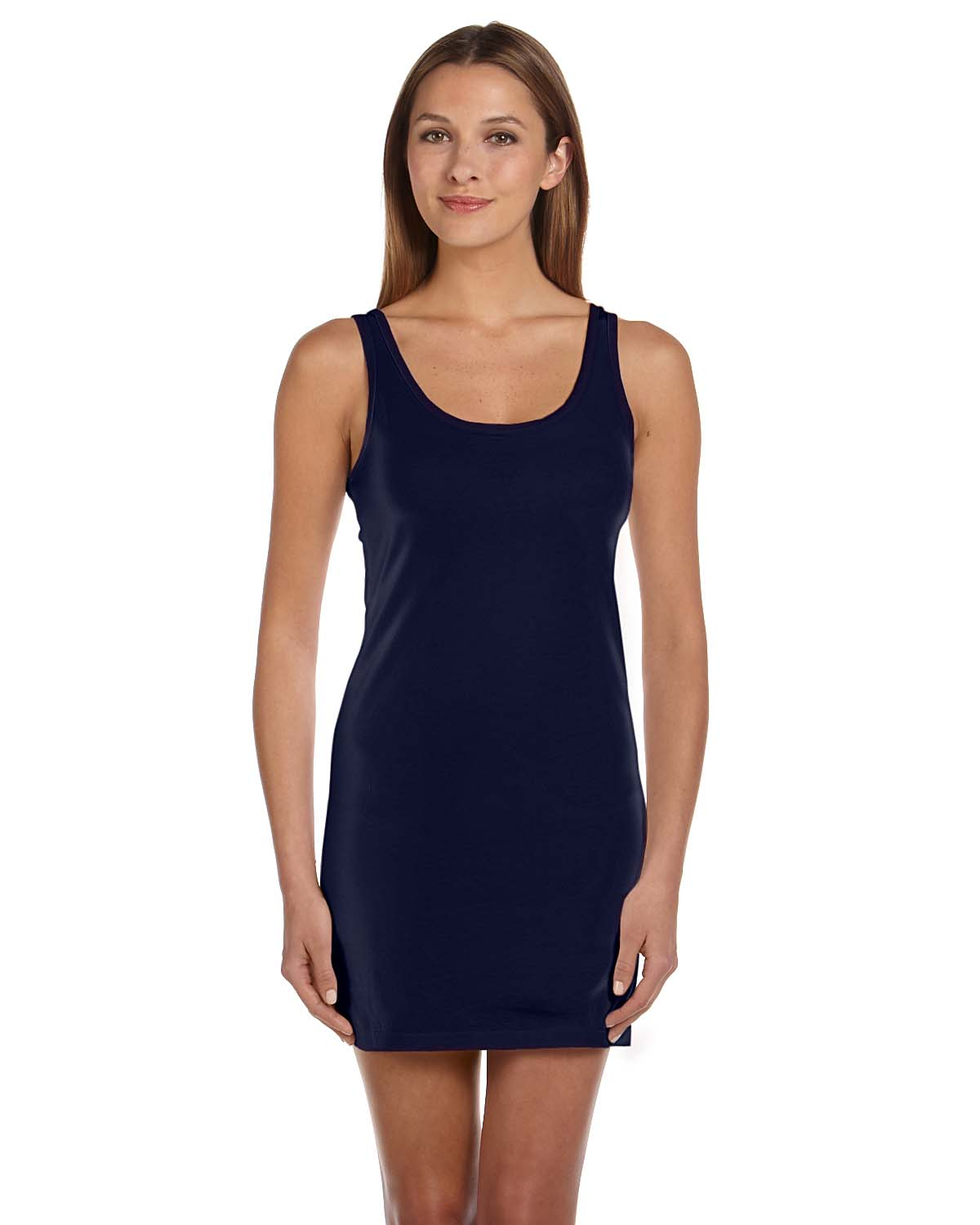 Bella Ladies Jersey Tank Dress