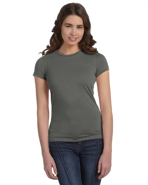 Bella Ladies Poly-Cotton Short-Sleeve T-Shirt