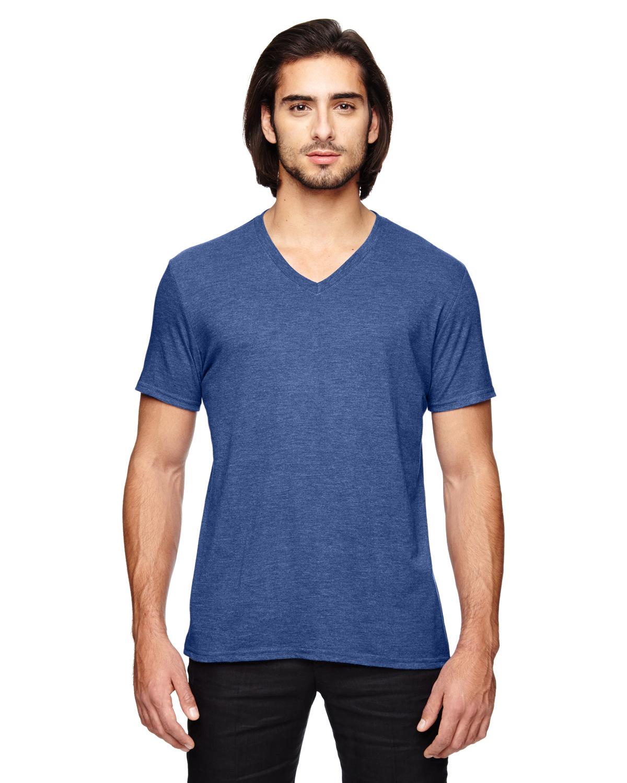 Anvil Triblend V-Neck T-Shirt