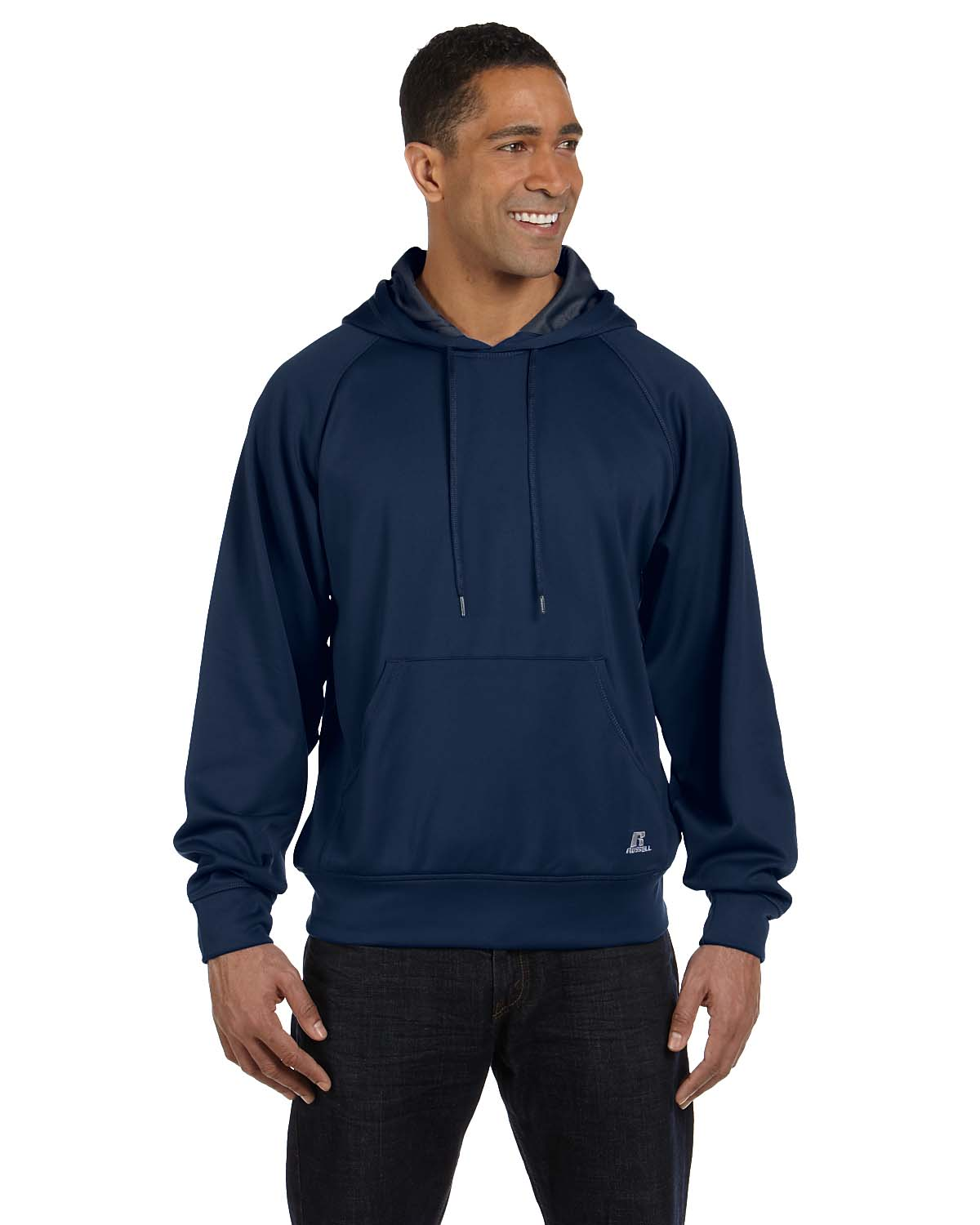 Russell Athletic Tech Fleece Pullover Hood