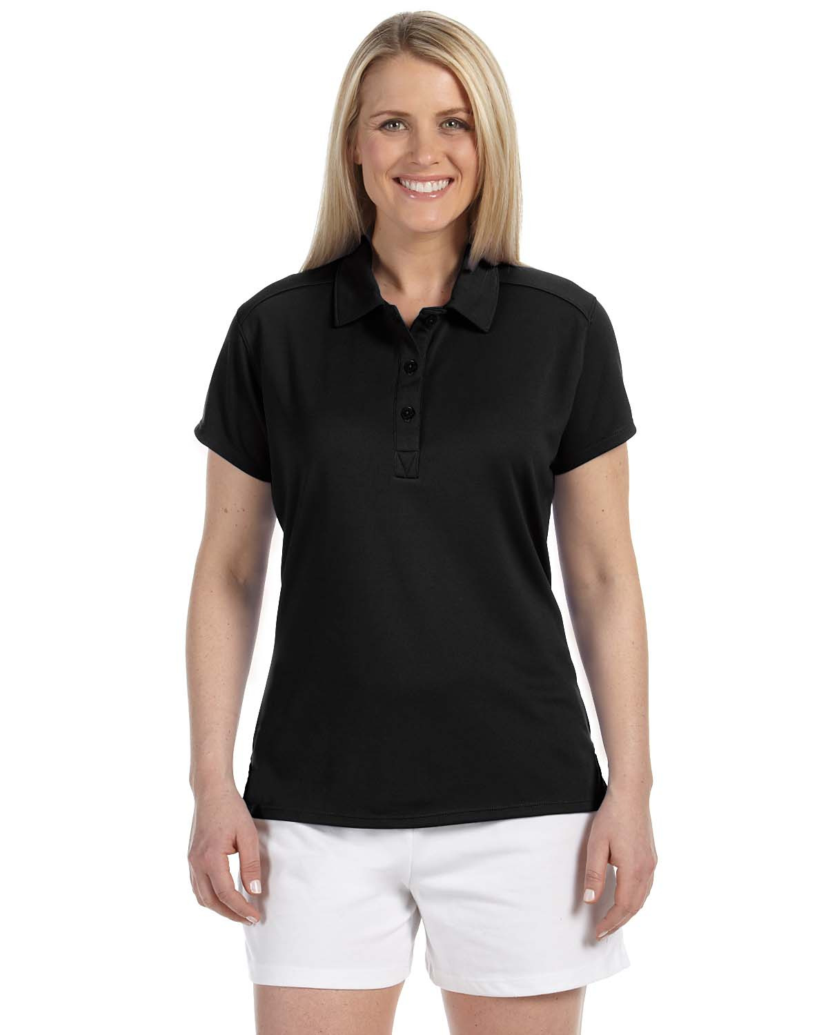 Russell Athletic Ladies Team Essential Polo