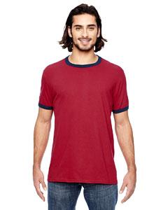 Anvil Lightweight Ringer T-Shirt