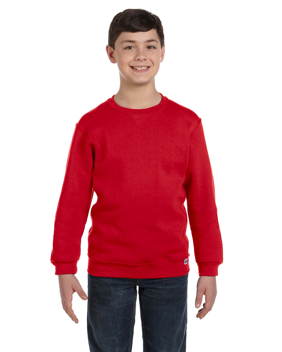 Russell Athletic Youth Dri-Power® Fleece Crew