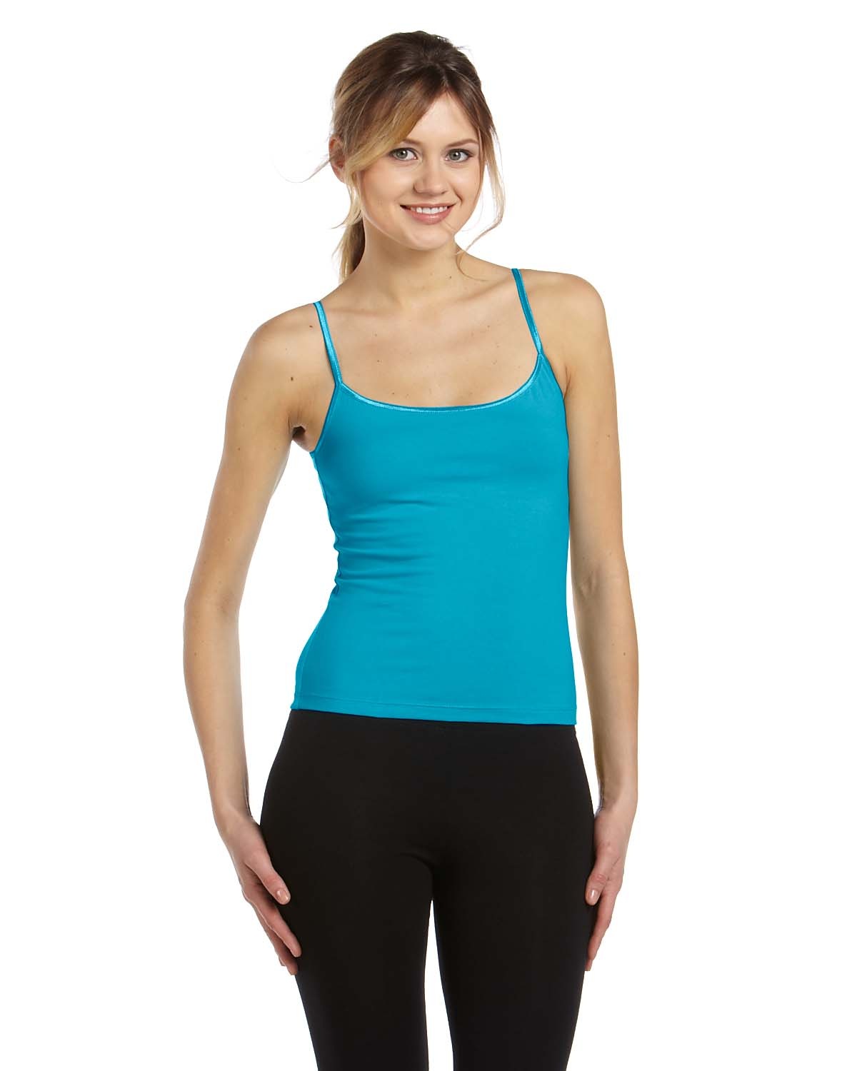 Bella Ladies Cotton/Spandex Camisole