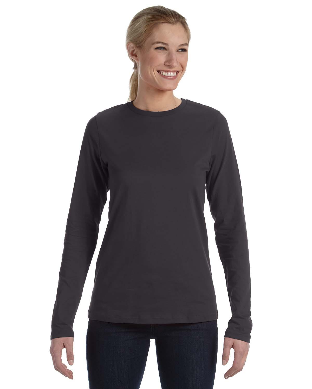 Bella Missys Jersey Long-Sleeve T-Shirt