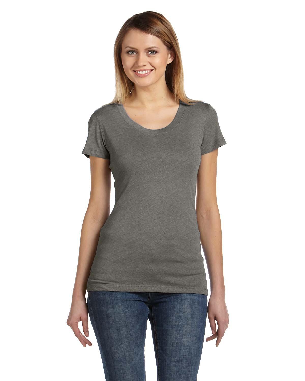 Bella Ladies Triblend Short-Sleeve T-Shirt