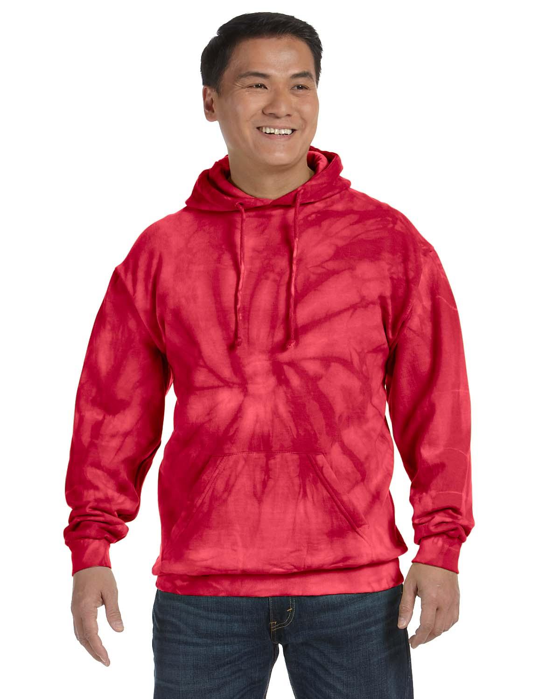 Tie-Dye 8.5 Oz. Tie-Dyed Pullover Hood