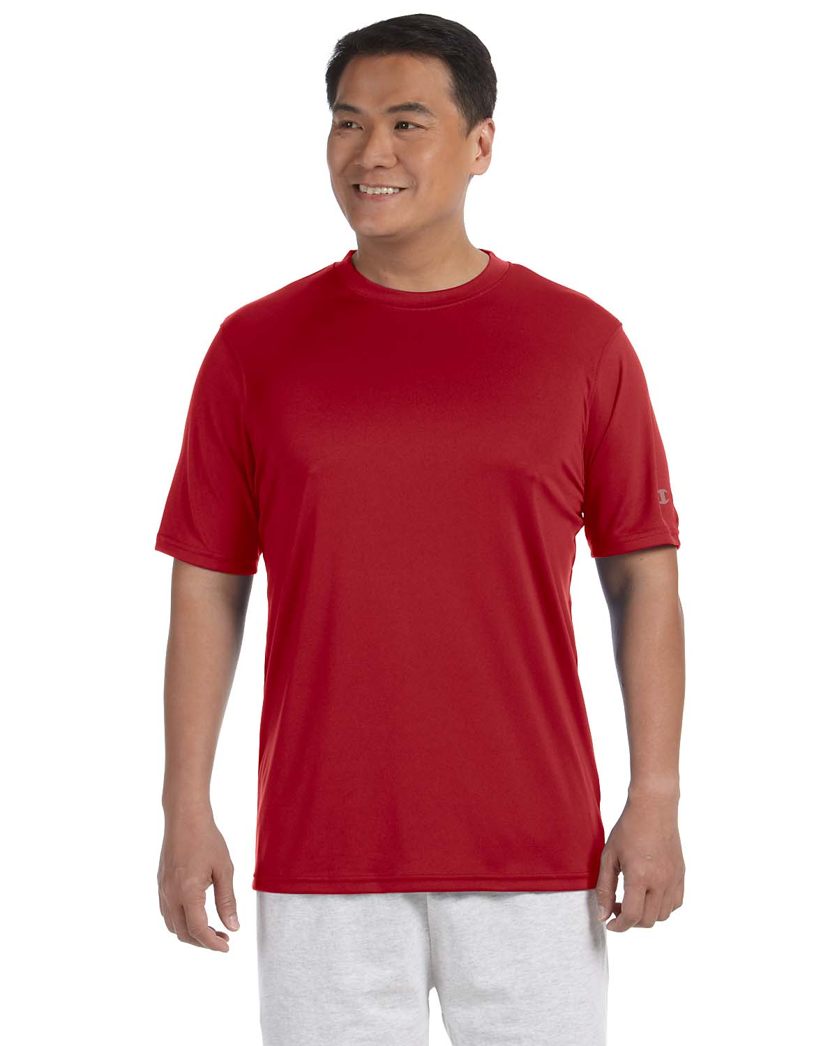 Champion Double Dry® 4.1 Oz. Interlock T-Shirt
