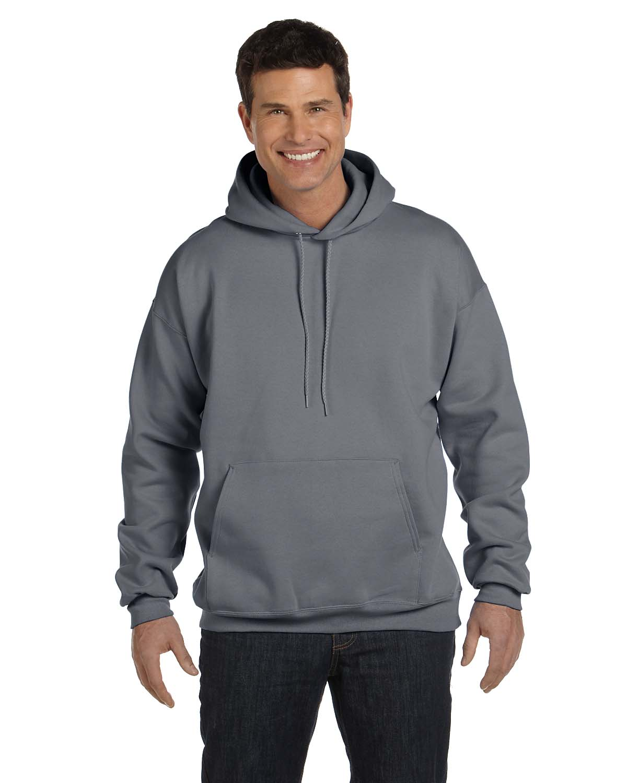 Hanes 9.7 Oz. Ultimate Cotton® 90/10 Pullover Hood