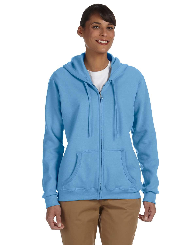 Gildan Heavy Blend™ Ladies 8 Oz., 50/50 Full-Zip Hood