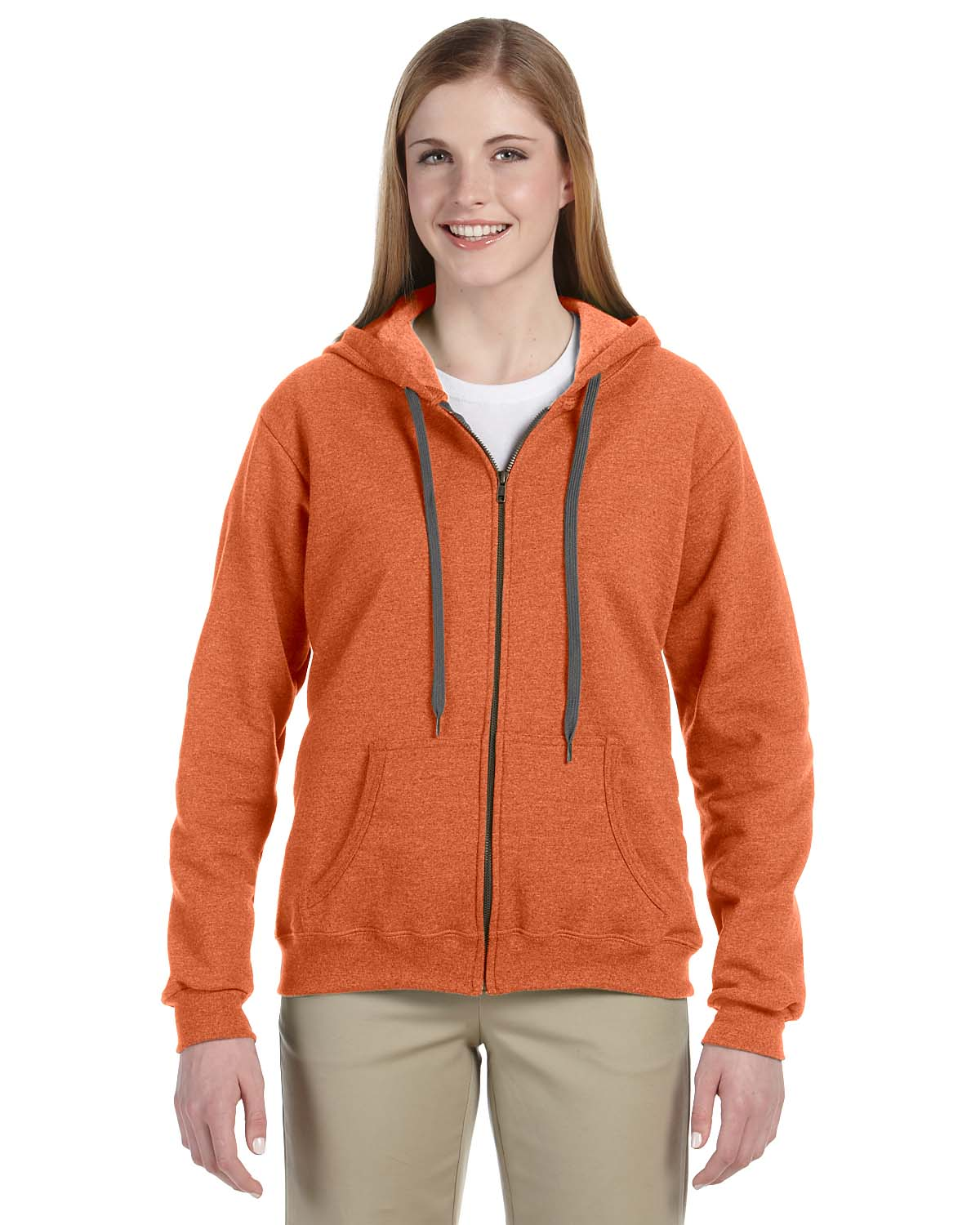 Gildan Heavy Blend™ Ladies 8 Oz. Vintage Classic Full-Zip