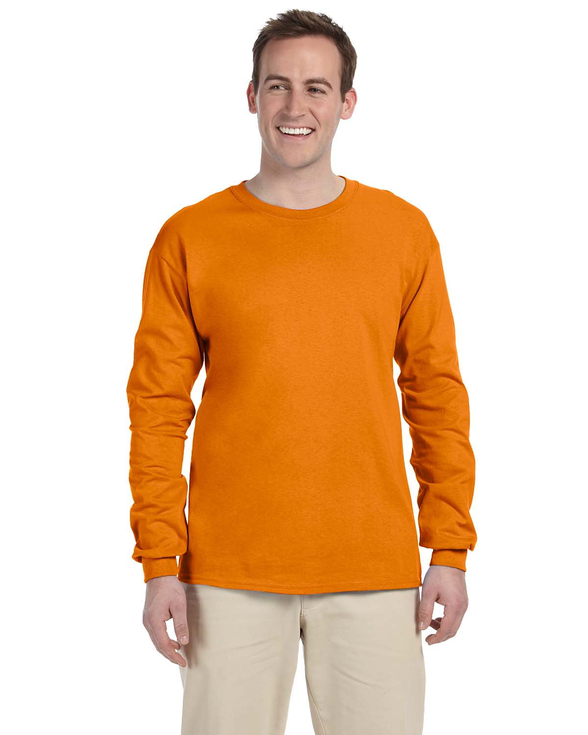 Gildan Ultra Cotton® 6 Oz. Long-Sleeve T-Shirt