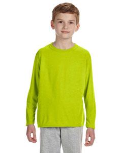 Gildan Performance™ Youth 4.5 Oz. Long-Sleeve T-Shirt