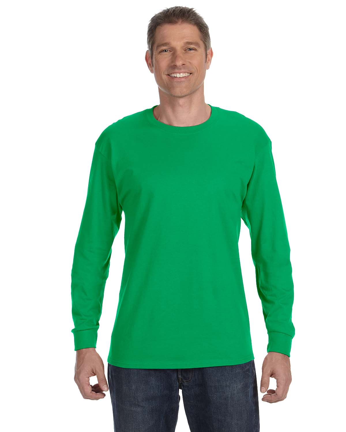 Gildan Heavy Cotton™ 5.3 Oz. Long-Sleeve T-Shirt