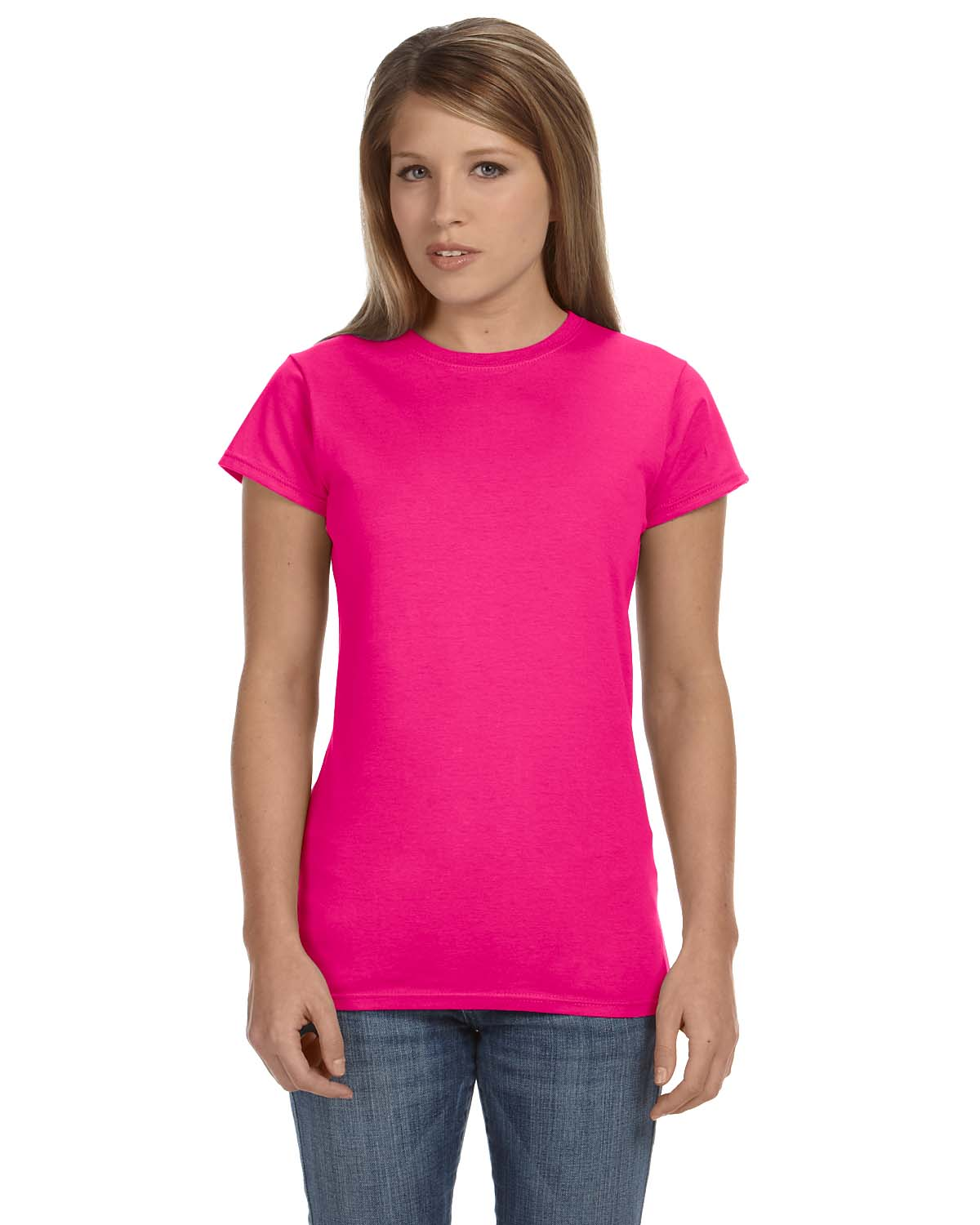 Gildan Softstyle® Ladies 4.5 Oz. Junior Fit T-Shirt