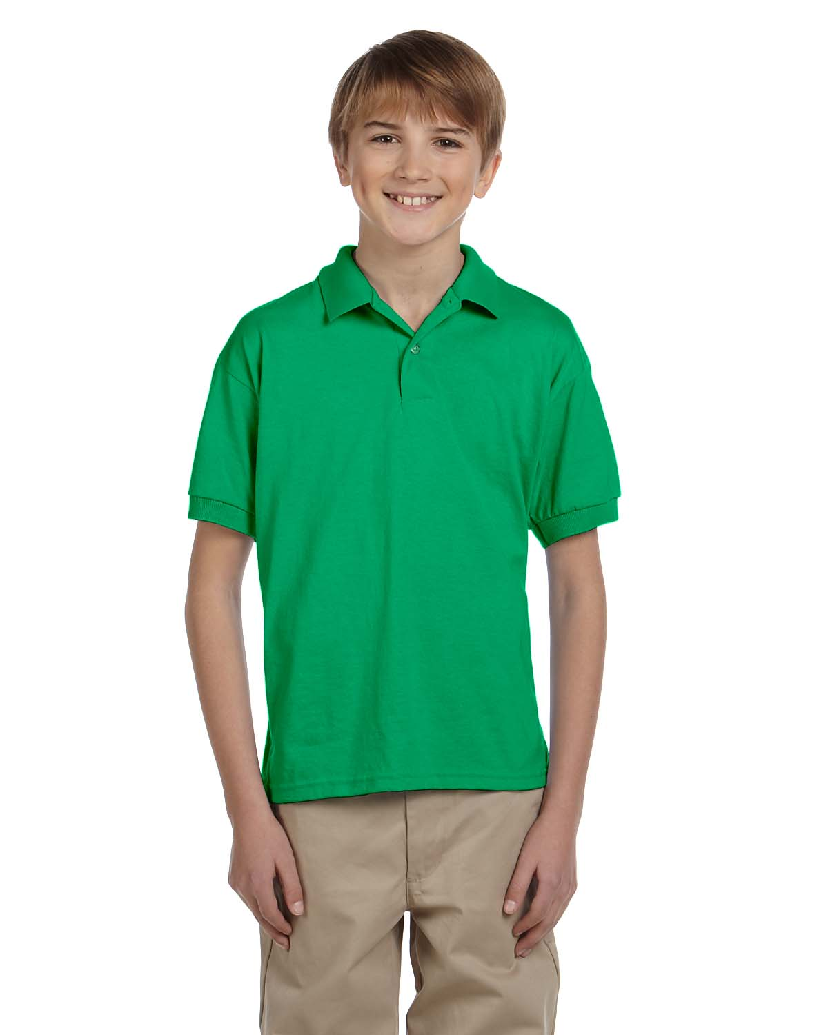 Gildan DryBlend® Youth 5.6 Oz., 50/50 Jersey Polo