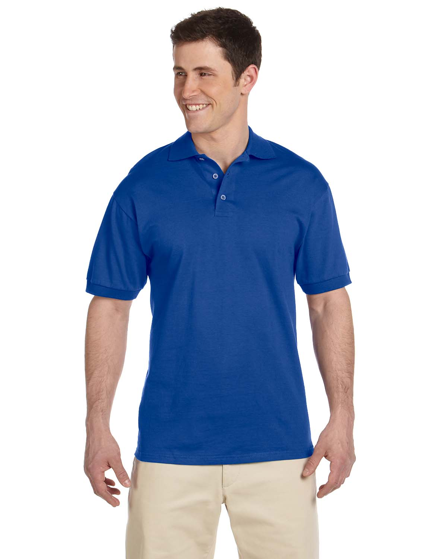 Jerzees 6.1 Oz. Heavyweight Cotton Jersey Polo