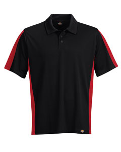 Dickies 6 Oz. WorkTech With AeroCool Mesh Performance Polo