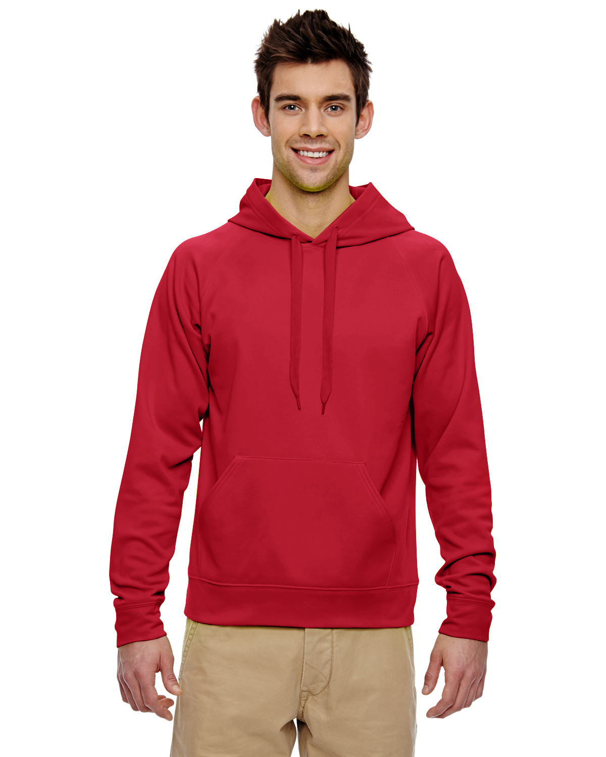 Jerzees 6 Oz. Sport Tech Fleece® Pullover Hood