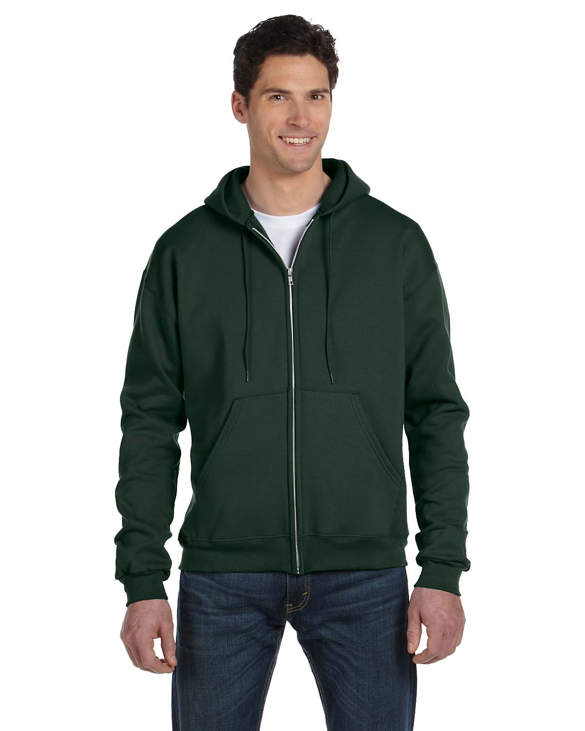 Champion Eco® 9 Oz. Full-Zip Hood