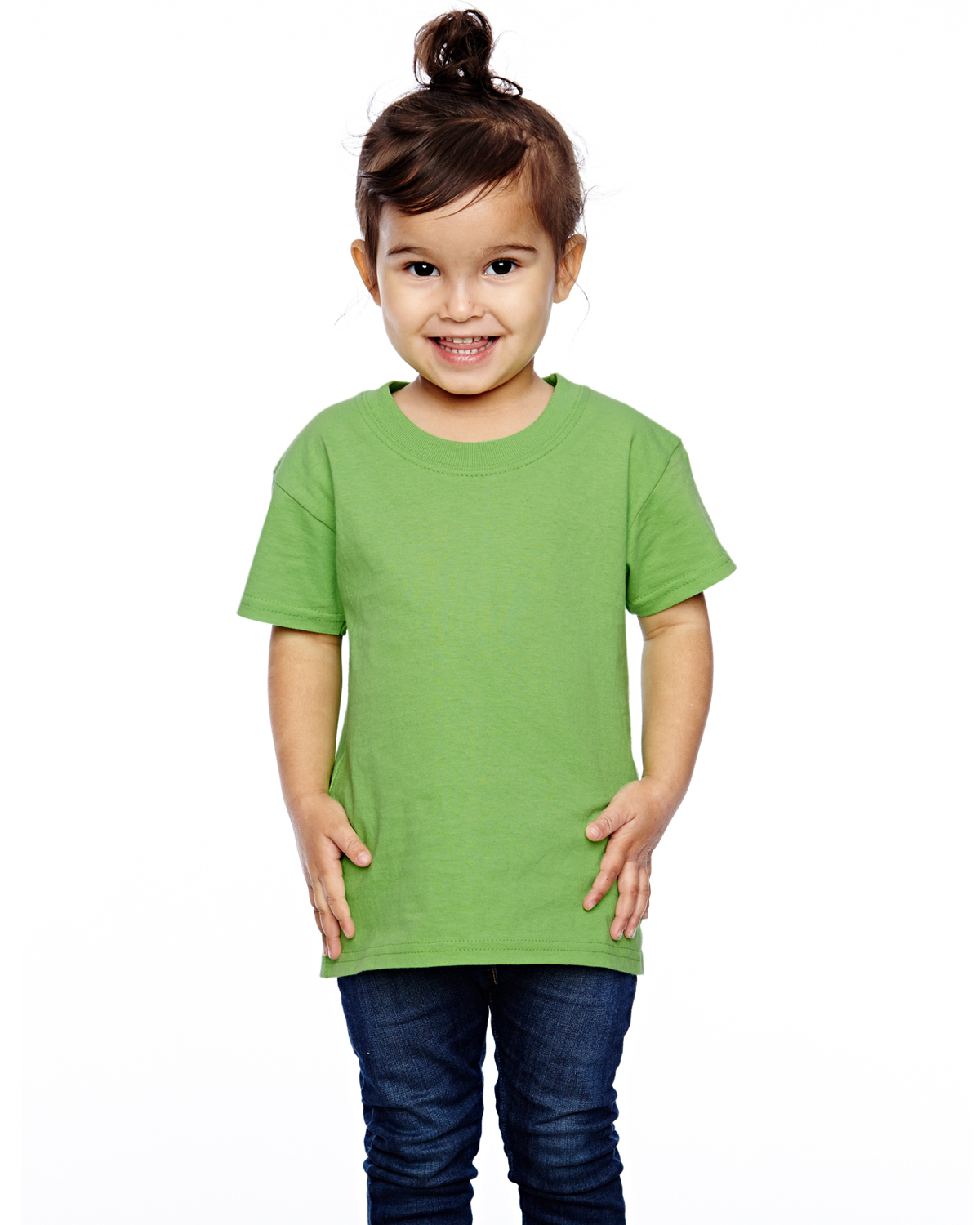 Fruit Of The Loom Toddlers 5 Oz., 100% Heavy Cotton HD® T-Sh