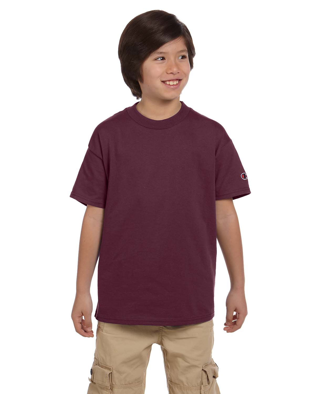 Champion Youth 6.1 Oz. Short-Sleeve T-Shirt