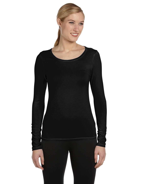 Alo Sport Ladies Bamboo Long-Sleeve T-Shirt