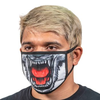 Custom Printed Reusable Face Masks