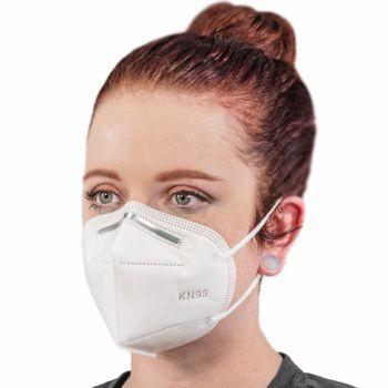 KN95 Disposable Face Masks - Nose Mask